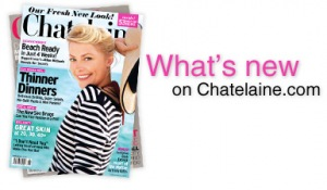 Kim Switnicki Featured in Chatelaine June 2010